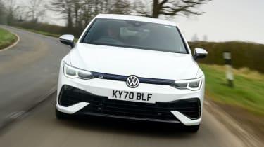 Volkswagen Golf R - full front