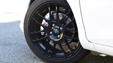Toyota Yaris GRMN - wheel