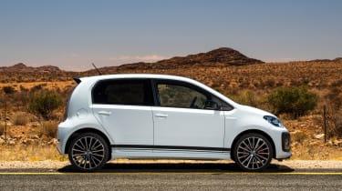Volkswagen up! GTI prototype - side