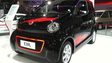 Dongfeng E30L 'Smart clone'