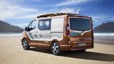 Vauxhall Vivaro Surf Concept - rear three quarter