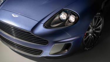 Aston Martin Vanquish by Callum - headlights