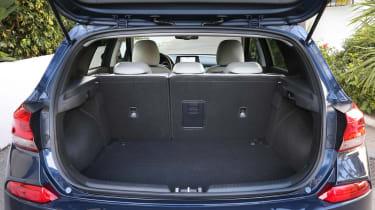 New Hyundai i30 2017 boot