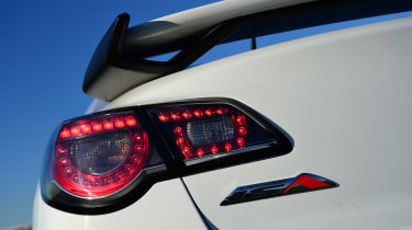 Vauxhall VXR8 GTS - rear detail