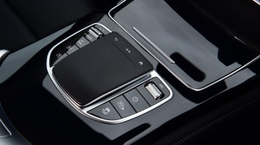 Mercedes GLC 220 d  - trackpad