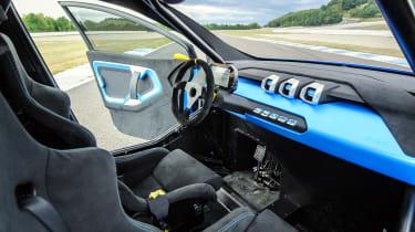 Renault ZOE E-Sport concept - dash