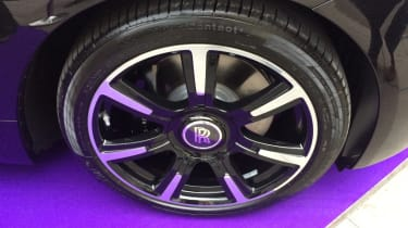 Rolls Royce Wraith Inspired by British Music