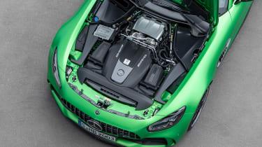 Mercedes-AMG GT R - engine
