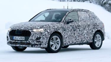 018 Audi Q3 - front