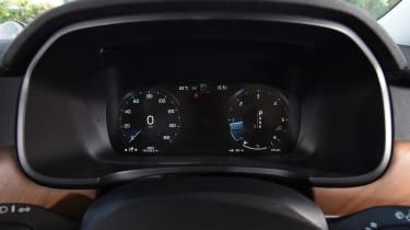 Volvo V90 2016 - instruments