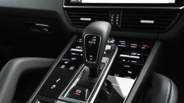 Porsche Cayenne - Gearstick