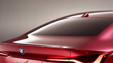 BMW Concept 4 Series - rear profile