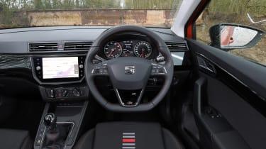 Seat Ibiza FR - Interior
