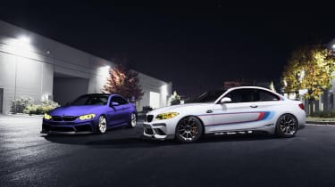 IND BMW M2 and M4