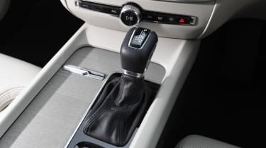 Volvo V60 - gearkob