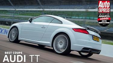 Audi TT  - awards