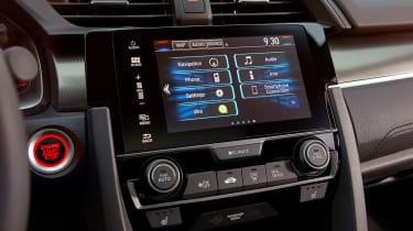 Honda Civic 2017 EU - infotainment