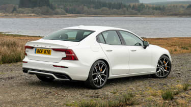 Volvo S60 Polestar Engineered - rear