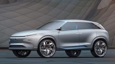 Hyundai FE Fuel Cell Concept - front quarter 2