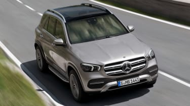 Mercedes GLE - front