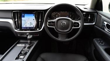 Volvo V60 - dash
