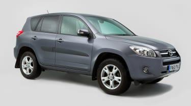 Used Toyota RAV4 - front