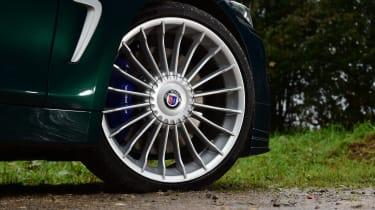 Alpina B4 S Coupe - wheel