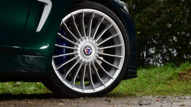 Alpina B4 S Coupe - wheel