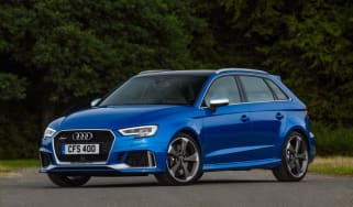 Used Audi RS 3 - front