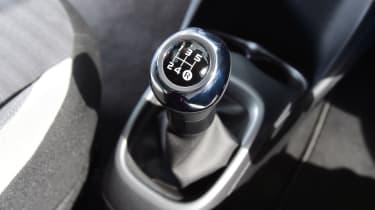 Toyota Aygo - Gearstick