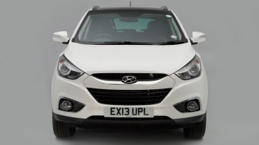 Hyundai ix35 used car guide 2013 front