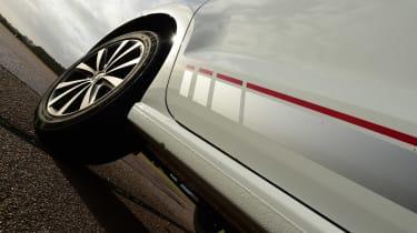 Volkswagen Polo - side detail