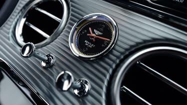 2018 Bentley Continental GT - vents