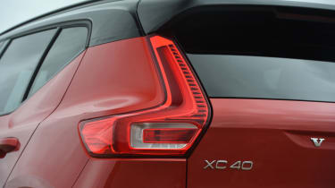 Volvo XC40 tail-light