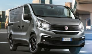 2020 Fiat Talento van