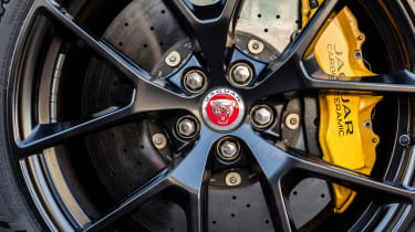 Jaguar XE SV Project 8 - wheel