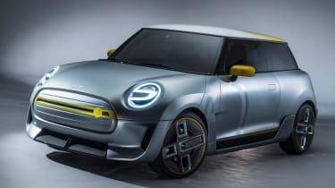 Mini Electric Concept - front