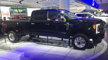 Detroit Motor Show - Ford Super Duty