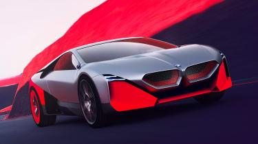 BMW Vision M NEXT concept - front