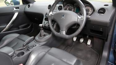 Used Peugeot RCZ - dash