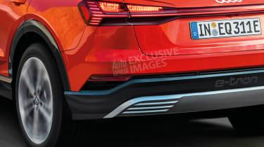 Audi baby e-tron - rear detail (watermarked)