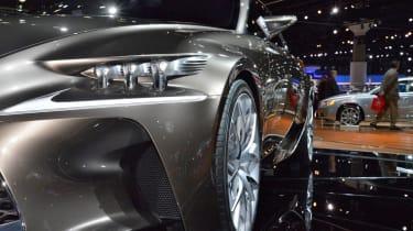 Lexus LF-CC detail