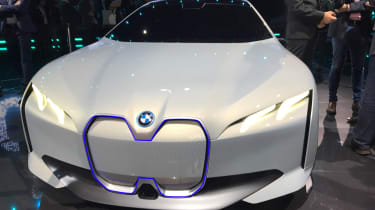 BMW Vision Dynamics concept - full front