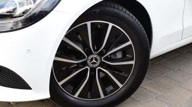Mercedes C-Class - Wheel