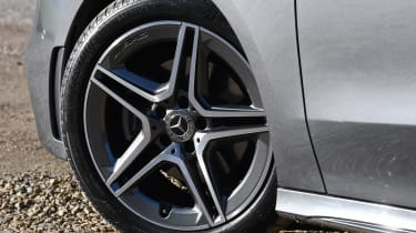 Mercedes b-class alloy wheels