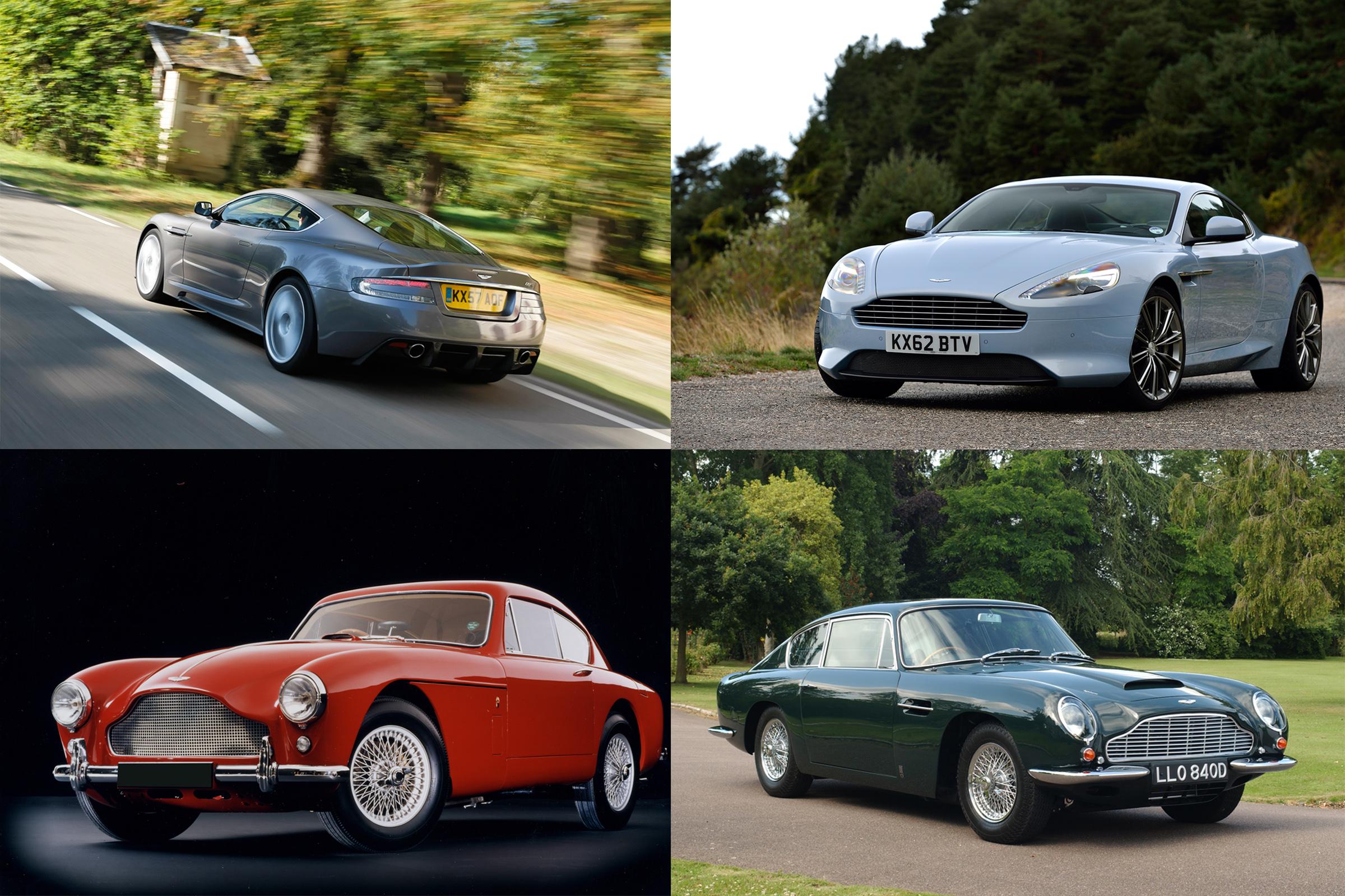Aston Martin Db Series A History From Db1 To Db11 Auto Express