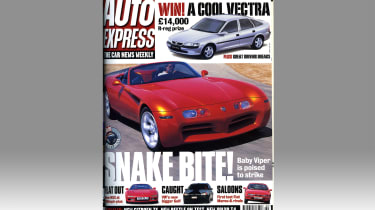 Auto Express Issue 450