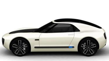 Honda Sports EV concept - profile