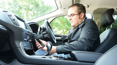 Ford S-MAX long-term - fourth report interior