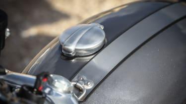 Triumph Thruxton R review - filler cap